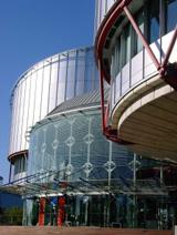 Der Europäische Gerichtshof für Menschenrechte in Straßburg (Foto: EGMR)